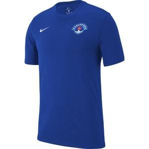 Kasımpaşa Erkek Mavi Futbol Tişörtü AJ1504-463-KAS