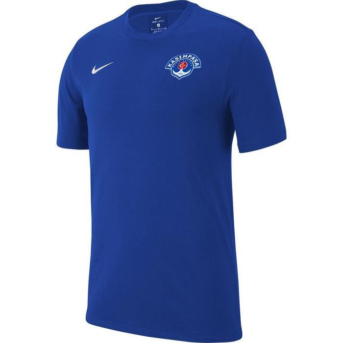 Kasımpaşa Erkek Mavi Futbol Tişörtü AJ1504-463-KAS 1237810
