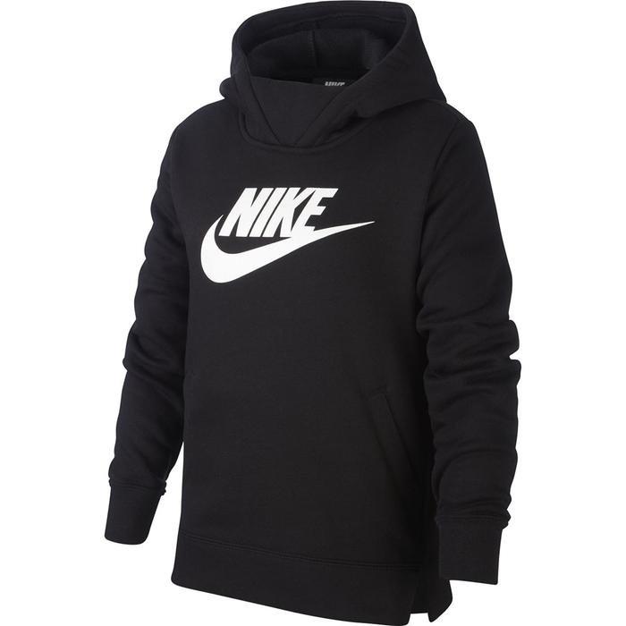 G Nsw Pe Pullover Çocuk Siyah Günlük Stil Sweatshirt BV2717-010 1196797