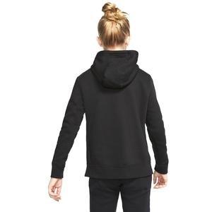 G Nsw Pe Pullover Çocuk Siyah Günlük Stil Sweatshirt BV2717-010