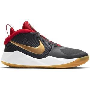 Team Hustle D 9 (Gs) Çocuk Siyah Basketbol Ayakkabısı AQ4224-011