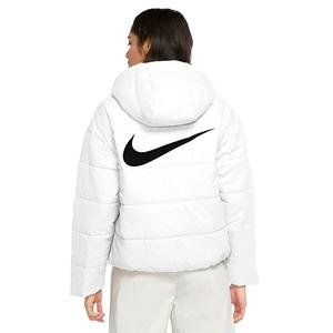 W Nsw Core Syn Jkt Kadın Beyaz Günlük Stil Ceket CZ1466-100