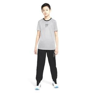 Cr7 B Nk Dry Top Ss Çocuk Beyaz Futbol Tişört CT2975-100