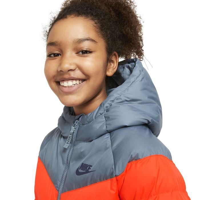 U Nsw Tf Synthetic Fill Jacket Çocuk Siyah Günlük Stil Ceket CU9157-033 1234150