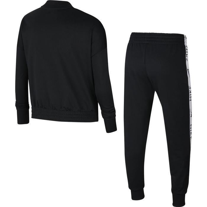 G Nsw Trk Suit Tricot Çocuk Siyah Günlük Stil Eşofman CU8374-010 1234130