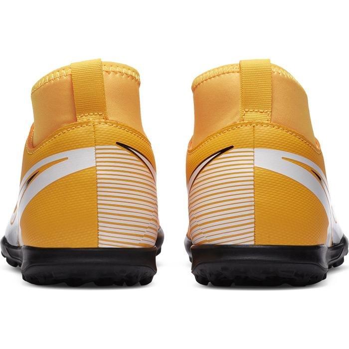 Jr Superfly 7 Club Tf Çocuk Turuncu Halı Saha Ayakkabısı AT8156-801 1167644