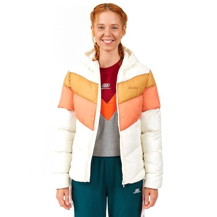 Outerwear W Padded Midweight Jacket Kadın Gri Günlük Stil Ceket S202128-034 1225033