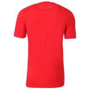 Spt Basic Erkek Kırmızı Basketbol Tişört TKU100109-KRM