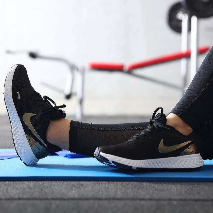 Wmns Revolution 5 Prm Kadın Siyah Koşu Ayakkabısı CV0158-001 1233305