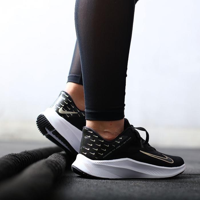 Quest 3 Prm Kadın Siyah Koşu Ayakkabı CV0149-001 1233988