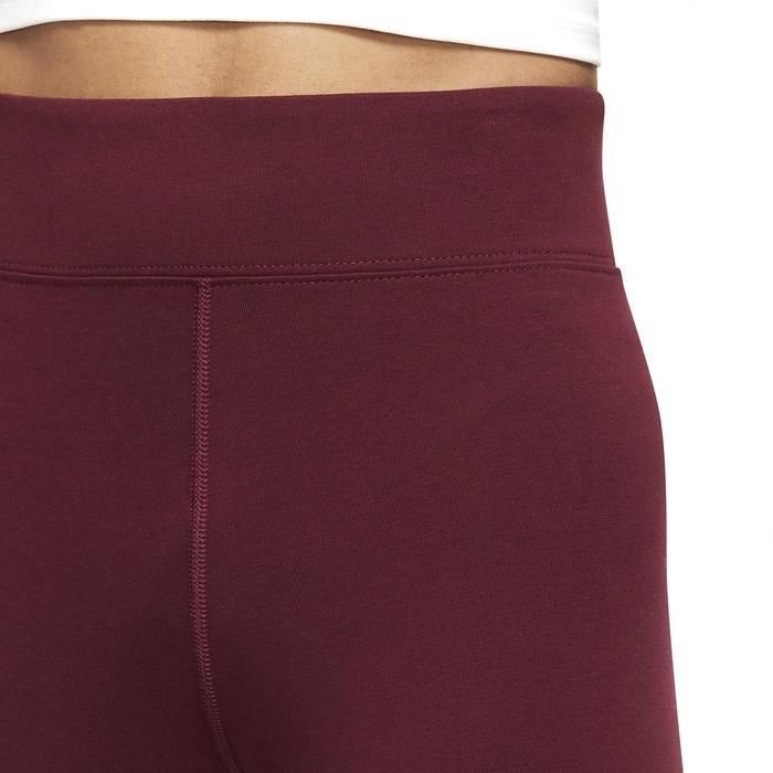 W Nsw Legasee Lgng Hr Futura Kadın Kırmızı Günlük Stil Tayt CJ2297-638 1234021