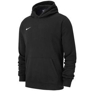 Y Hoodie Po Flc Tm Club19 Çocuk Siyah Futbol Sweatshirt AJ1544-010