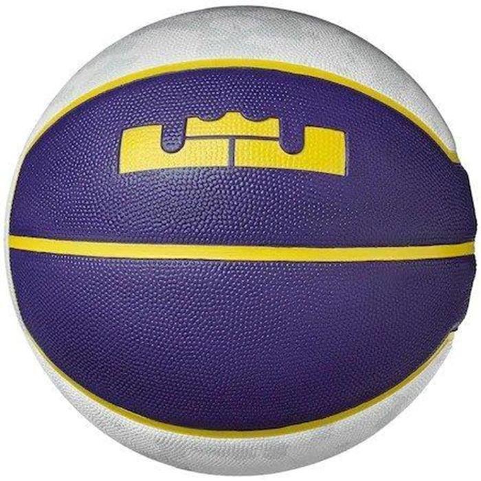 Lebron Skills Field Unisex Mor Basketbol Topu N.000.3144.936.03 1137109