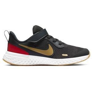 Revolution 5 (Psv) Çocuk Siyah Koşu Ayakkabısı BQ5672-016