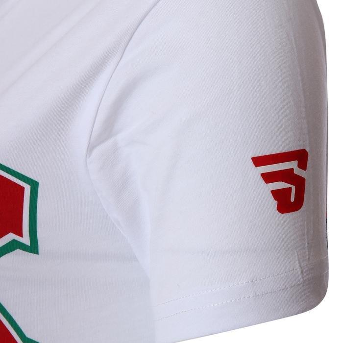 Karşıyaka Kadın Beyaz Basketbol Tişört TKY100142-BYZ 1236408