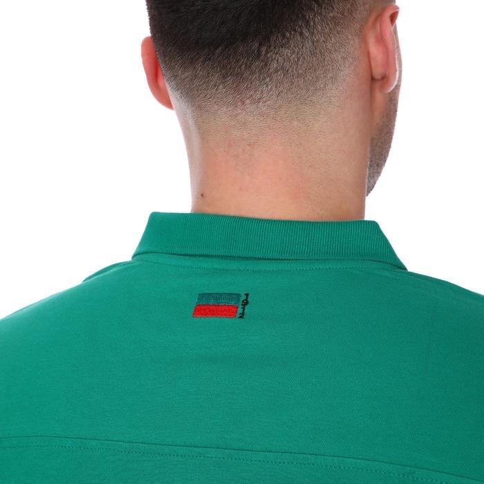 Karşıyaka Erkek Yeşil Basketbol Polo Tişört TKY100136-YSL 1236350