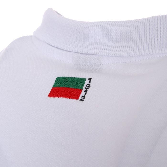 Karşıyaka Kadın Beyaz Basketbol Polo Tişört TKY100137-BYZ 1236355