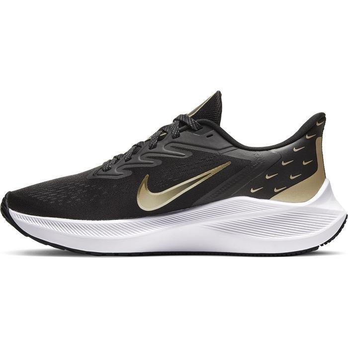 Zoom Winflo 7 Prm Kadın Siyah Koşu Ayakkabısı CV0140-001 1234324
