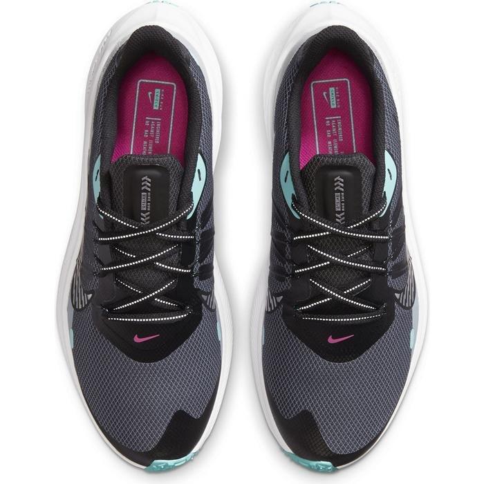 Winflo 7 Shield Kadın Mavi Koşu Ayakkabısı CU3868-403 1234315