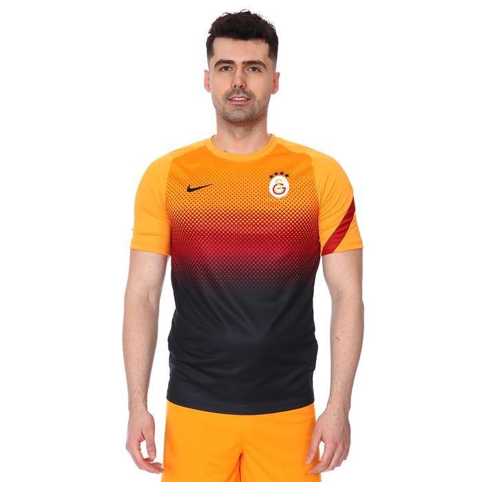 Galatasaray Brt Top Ss Pm Erkek Çok Renkli Futbol Tişört CD5813-836 1165286