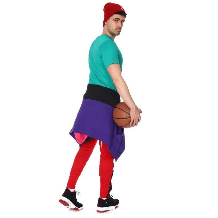 Jordan NBA Jumpman Erkek Yeşil Basketbol Tişörtü CZ6650-370 1233961