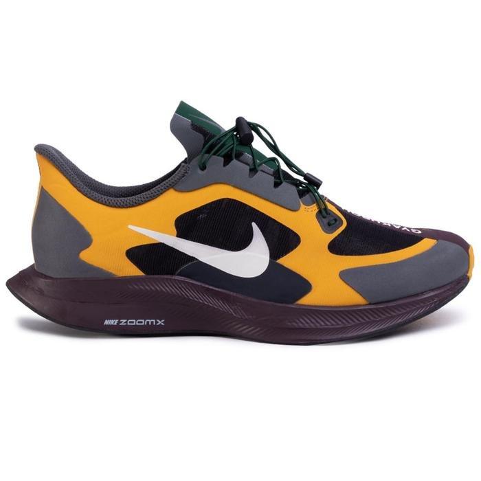 Zoom Pegasus 35 Turbo Gyakusou Erkek Sarı Koşu Ayakkabısı BQ0579-700 1239691