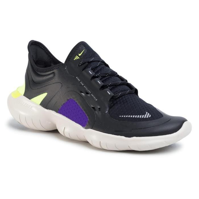 Free Rn 5.0 Shield Erkek Siyah Koşu Ayakkabısı BV1223-001 1238676