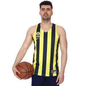 Fenerbahce M Nk Jsy Replica Erkek Sarı Basketbol Atleti DA4116-765
