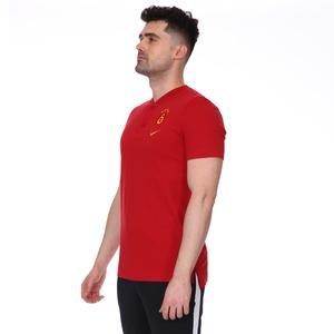 Galatasaray Modern Gsp Aut Erkek Kırmızı Futbol Polo Tişört CK9306-630