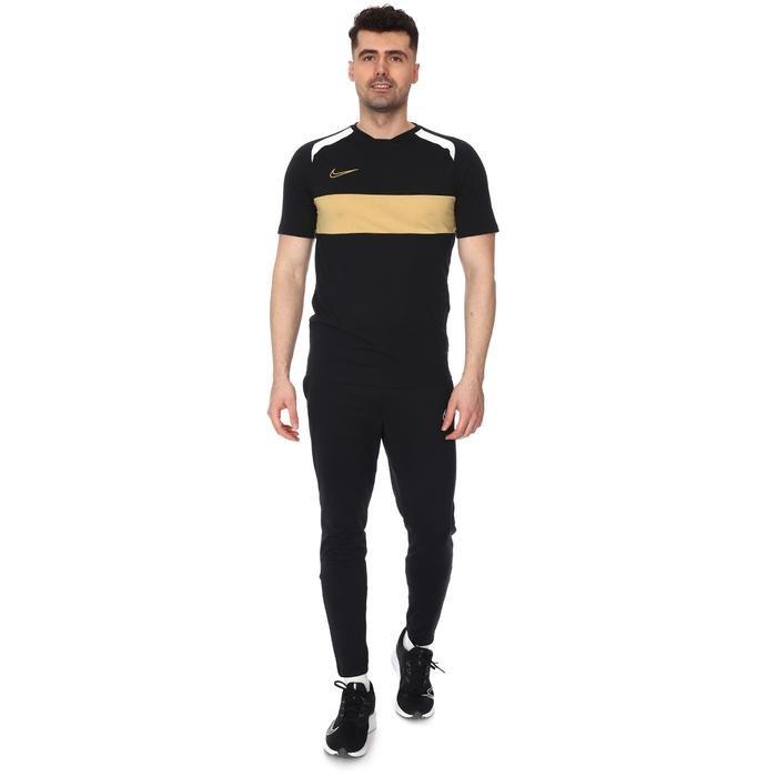 Dry Acd Top Ss Sa Erkek Siyah Futbol Tişört BQ7352-010 1195618