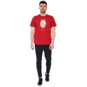 Galatasaray Evergreen Crest Erkek Kırmızı Futbol Tişört AQ7501-628