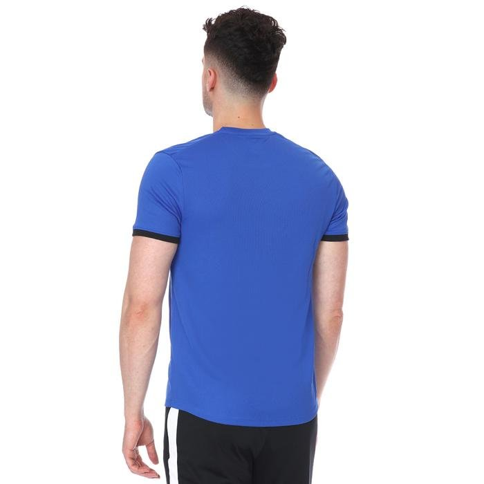 M Nkct Dry Top Ss Clrblk Erkek Mavi Tenis Tişört 939134-480 1233344