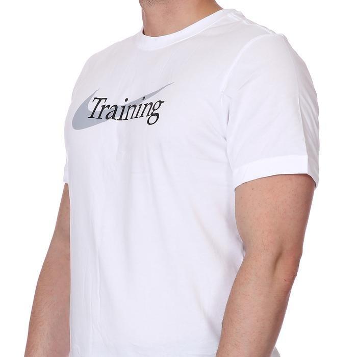 M Nk Dfc Tee Sw Training Erkek Beyaz Günlük Stil Tişört CZ7989-100 1233269