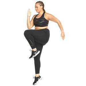 One Pt T G Plus Kadın Siyah Antrenman Taytı DA3054-010