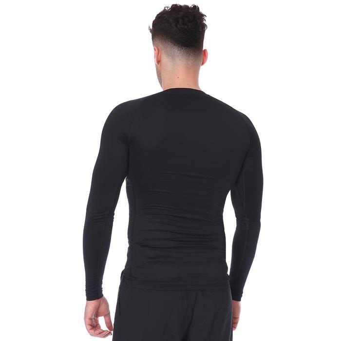 Pro Mens Top Ls Erkek Siyah Uzun Kollu Futbol Tişörtü BV5588-010 1156889