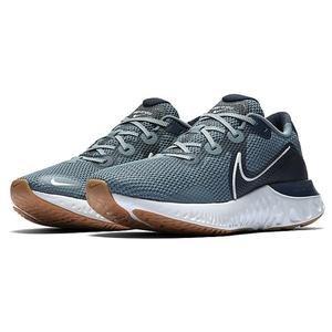 Renew Run Erkek Mavi Koşu Ayakkabısı CK6357-008