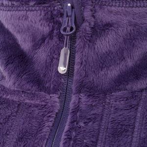 Fluffy Plr Flc Top Kadın Mor Outdoor Ceket TERJFT07026-039