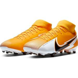 Superfly 7 Academy Fg/Mg Unisex Turuncu Futbol Krampon AT7946-801