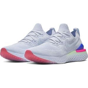 Epic React Flyknit 2 Erkek Mavi Koşu Ayakkabısı BQ8928-453