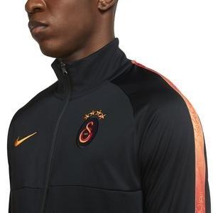 Galatasaray I96 Anthm Trk Jkt Cl Erkek Siyah Futbol Ceket CK8556-010