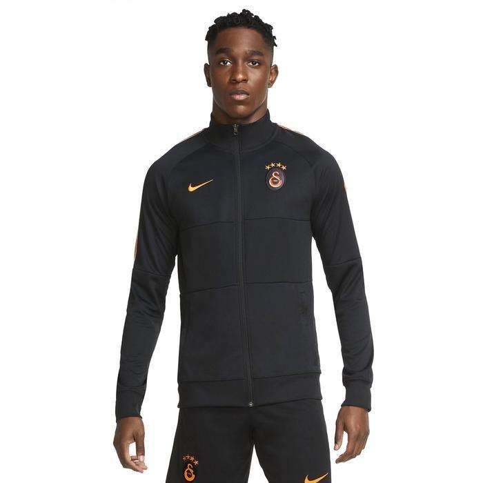 Galatasaray I96 Anthm Trk Jkt Cl Erkek Siyah Futbol Ceket CK8556-010 1165350