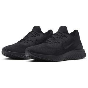 Epic React Flyknit 2 Erkek Siyah Koşu Ayakkabısı BQ8928-011