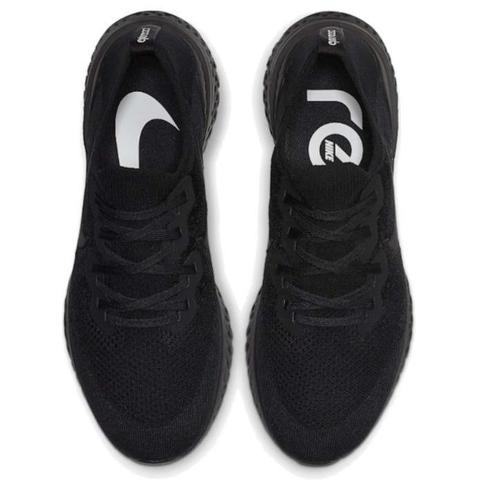 Epic React Flyknit 2 Erkek Siyah Koşu Ayakkabısı BQ8928-011 1143851