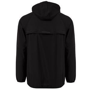 Micro Collection M Mesh Erkek Siyah Günlük Stil Ceket S202168-001