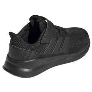 Runfalcon C Unisex Siyah Koşu Ayakkabısı EG1584