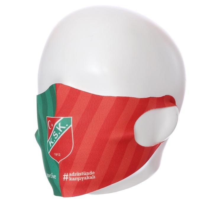 Karşıyaka Unisex Kırmızı Maske TKY100153-KRM 1236551