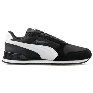 St Runner V2 Mesh Erkek Siyah Günlük Ayakkabı  36681105