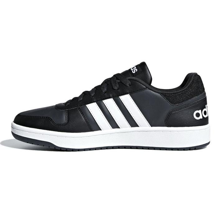 Hoops 2.0 Erkek Siyah Günlük Ayakkabı B44699 1075103
