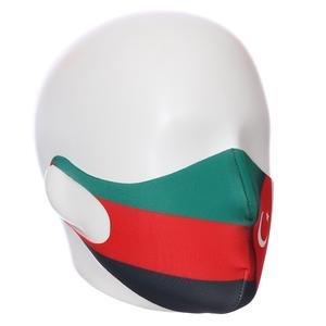 Karşıyaka Unisex Çok Renkli Maske TKY100166-LGO