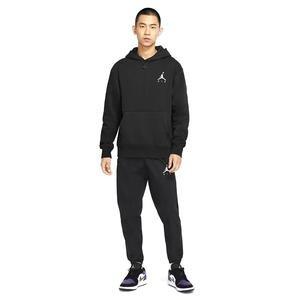 Jordan NBA Jumpman Air Flc Po Erkek Siyah Basketbol Sweatshirt CK6684-010